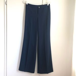 Lauren Ralph Lauren Capri navy dress pants